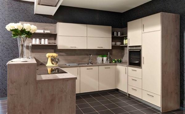 кухня на кут