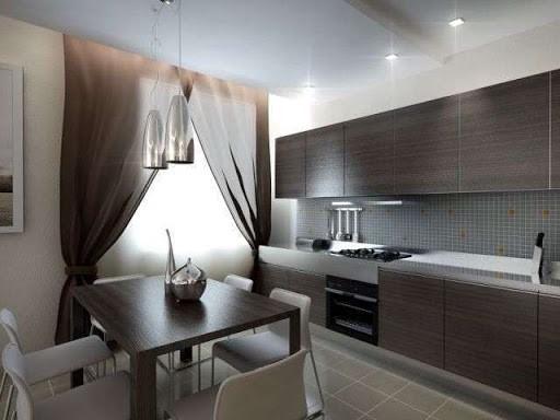 кухня зі шпону